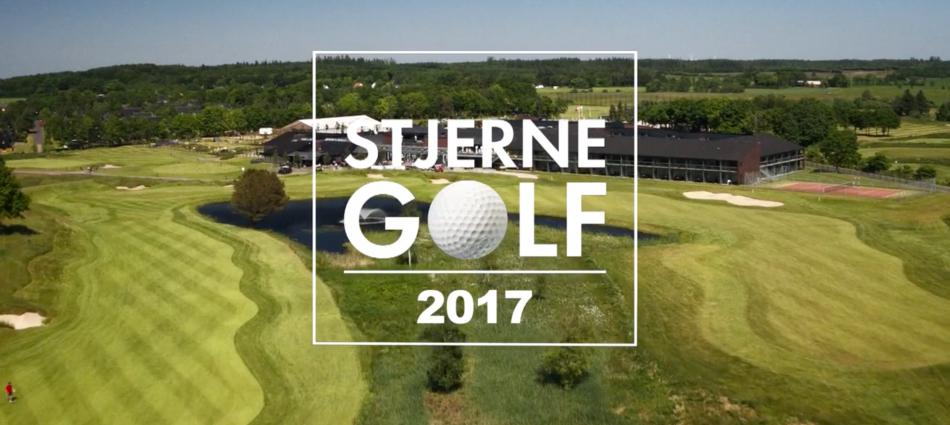 STJERNEGOLF 2017 TV3 SPORT